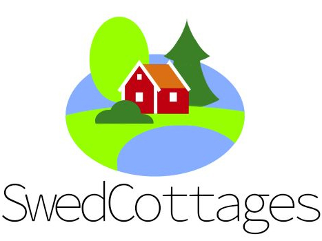 SwedCottages Logotype.