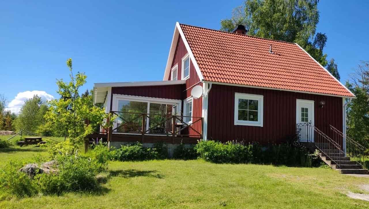 Modernt Kok I Gammalt Hus : modernt kok i gammalt hus  Ronjas Hus Modernt renoverad hus med